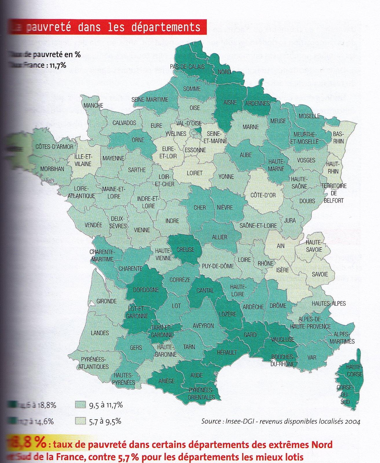 Inequalities in France  Understanding Society