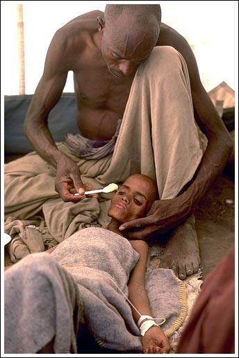 Famine in Ethiopia