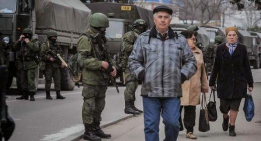 russia in crimea